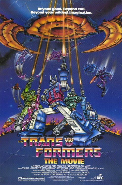 transformers 1986