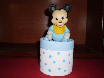 Golosinero - Alcancia Mickey bebe