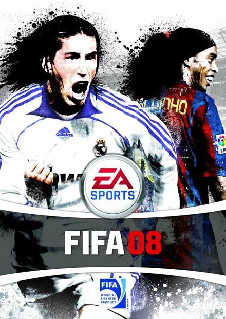 FIFA 2008 Java Mobile Game Download.