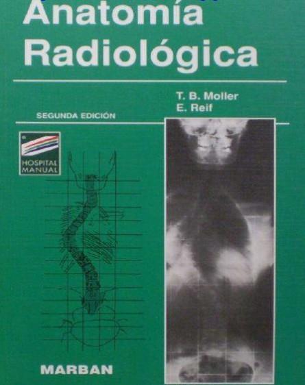 Radiología y Anatomía Humana