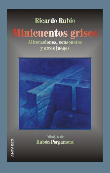 Tapa del libro: Mónica Caputo. Ilustraciones interiores de Rubén Pergament