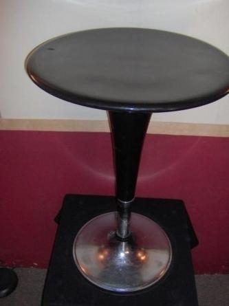 alquiler de mesas altas negras o blancas con banquetas para y expos en rosario alquiler de carpas